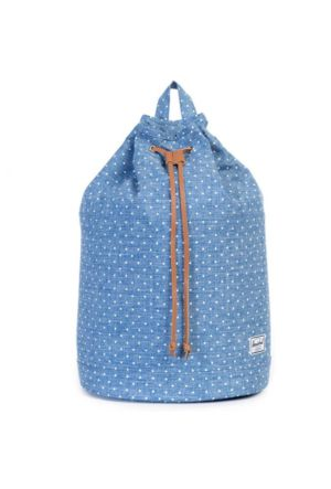 Herschel Çanta Hanson Limoges Crosshatch/White Polka Dot