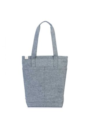 Herschel Totes Çanta Point Raven Crosshatch
