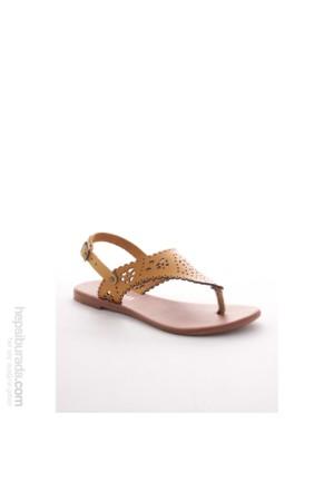 Gio&Mi Sarı Sandalet Hs-17