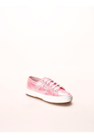 Superga S002J20-915C-Lamej Kız Çocuk Günlük Ayakkabı