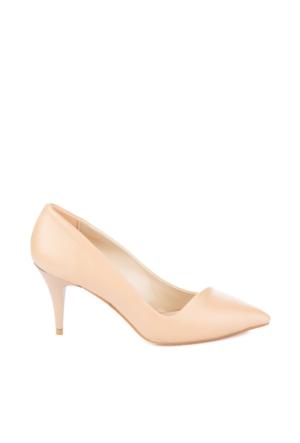 Pembe Potin Stella Karamel Ayakkabı