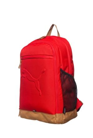 Puma Kumaş Sırt Çantası Kırmızı (48*30*15)
