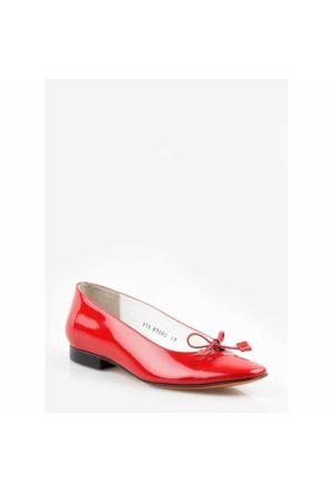 Pedro Camıno Bayan Günlük Ayakkabı 87060 Kırmızı