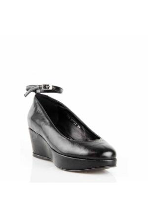 Pedro Camıno Bayan Günlük Ayakkabı 87722 Siyah