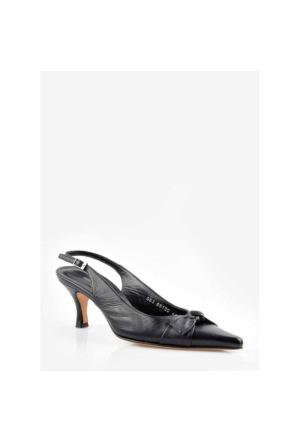 Pedro Camıno Bayan Klasik Ayakkabı 88106 Siyah