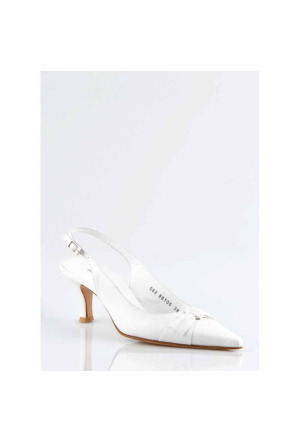 Pedro Camıno Bayan Klasik Ayakkabı 88106 Beyaz
