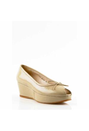 Pedro Camıno Bayan Günlük Ayakkabı 88128 Bej