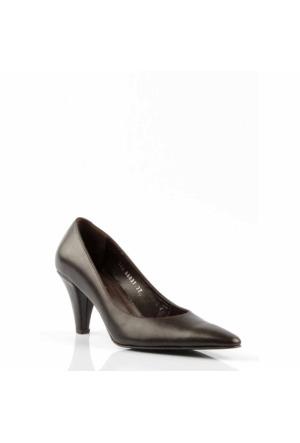 Pedro Camıno Bayan Klasik Ayakkabı 88831 Kahve