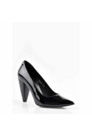 Pedro Camıno Bayan Klasik Ayakkabı 88865 Siyah
