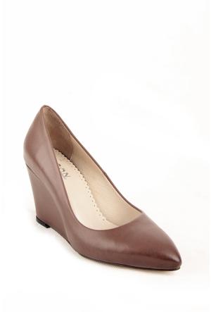 Gön Deri Kadın Ayakkabı 22267