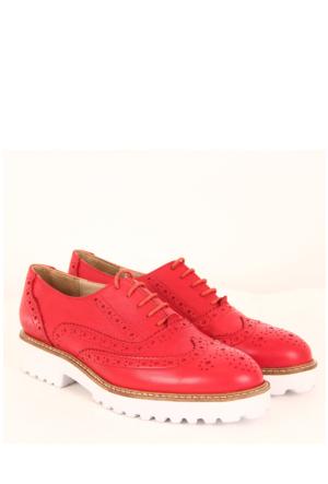 Gön Deri Kadın Ayakkabı 23110