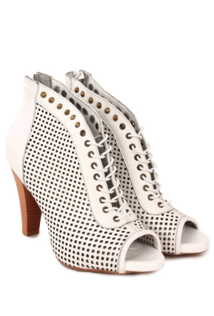 Gön Deri Kadın Ayakkabı 23181