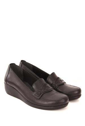 Gön Deri Kadın Ayakkabı 36364