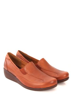 Gön Deri Kadın Ayakkabı 36365