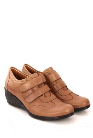 Gön Deri Kadın Ayakkabı 36403