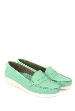 Gön Deri Kadın Ayakkabı 45105