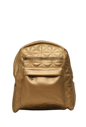 Güzel Çanta Altın Bayan Sırt Çantası-740