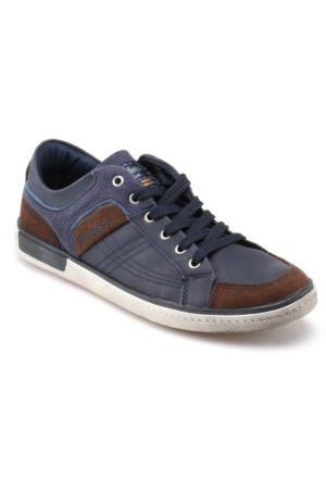 Dockers By Gerli A3315073 Lacivert Erkek Sneaker Ayakkabı