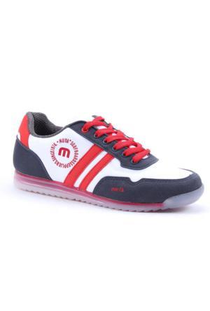 Muya 5001 Günlük Yürüyüş Anatomik Koşu Kadın Spor Ayakkabı