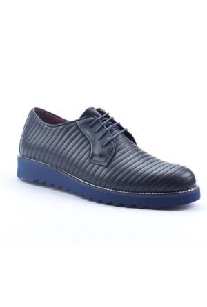 Conteyner 244 Bağcıklı Günlük Erkek Ayakkabı