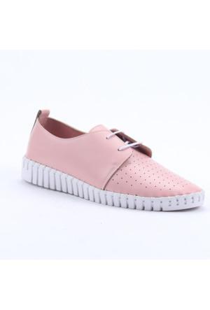 Cudo 30594 Günlük Ortopedik Dikişli Kadın Spor Babet Ayakkabı