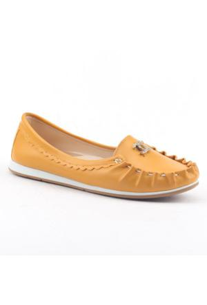 Cudo 94250 Günlük Ortopedik Kadın Babet Ayakkabı