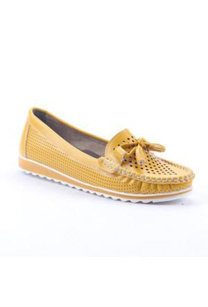 Cudo 97690 Günlük Ortopedik Kadın Babet Ayakkabı