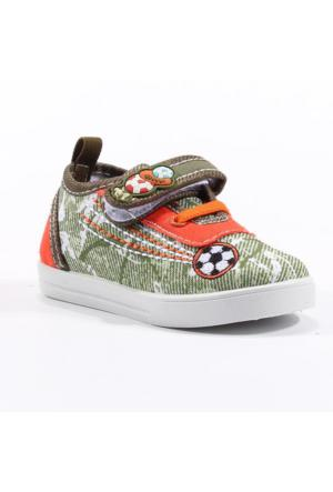 Gezer 8166 Keten Cırtlı Erkek Spor Ayakkabı