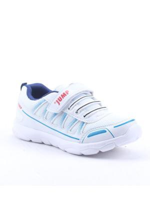 Jump 13659 Fileli Günlük Yürüyüş Koşu Erkek Çocuk Spor Ayakkabı