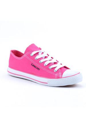Lescon 364 Günlük Yürüyüş Convers Kanvas Kadın Spor Ayakkabı
