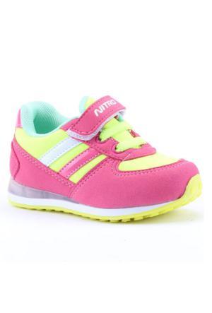 Nitro 91774 Günük Yürüyüş Cırtlı Işıklı Kız Çocuk Spor Ayakkabı