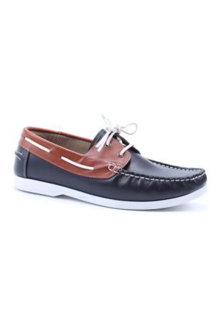 Paolo Massi Günlük Cilt Deri Erkek Ayakkabı