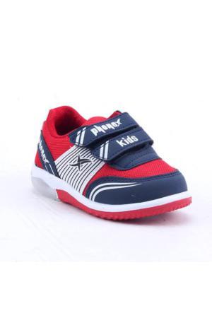 Phonex Ks29 Günlük Işıklı Ortopedik Kız Erkek Çocuk Spor Ayakkabı