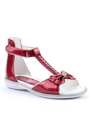 Polaris 15E2565 Ortopedik Günlük Kız Çocuk Sandalet