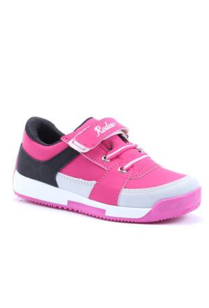 Rodex Cırtlı Kız Çocuk Spor Ayakkabı