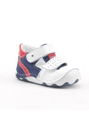 Teo 2500 %100 Deri Ortopedik Günlük İlk Adım Erkek Çocuk Ayakkabı