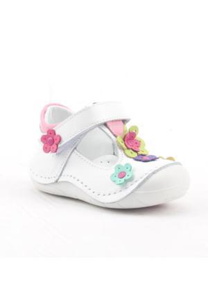 Teo 2700 %100 Deri Ortopedik Günlük Comfort Kız Ayakkabı