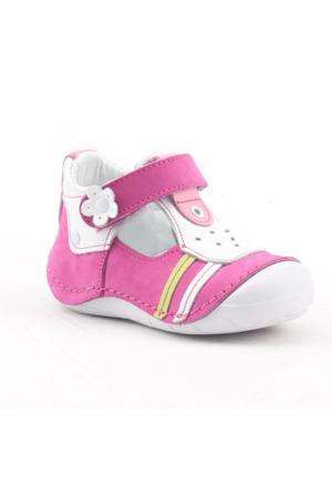 Teo 2900 %100 Deri Ortopedik Cırtlı Kız Çocuk Ayakkabı