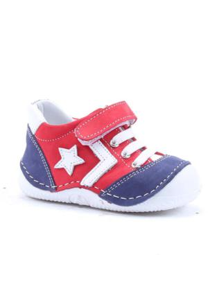 Sibel 2700 %100 Deri Ortopedik Günlük Kız Çocuk Ayakkabı