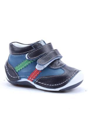 Sibel 2700 %100 Deri Ortopedik İlk Adım Erkek Çocuk Spor Ayakkabı