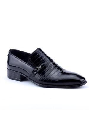 Gökmen 1173 %100 Deri Günlük Rugan Klasik Erkek Çocuk Ayakkabı