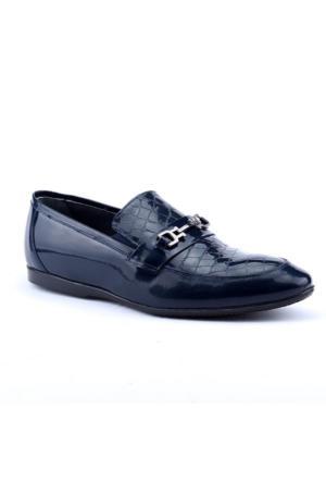 John Paul 1027 %100 Deri Corcik Günlük Erkek Ayakkabı