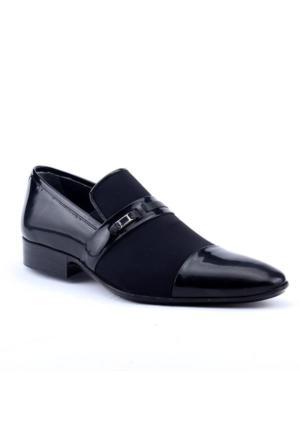 John Paul 1014 %100 Deri Abiye Klasik Damatlık Klasik Erkek Ayakkabı
