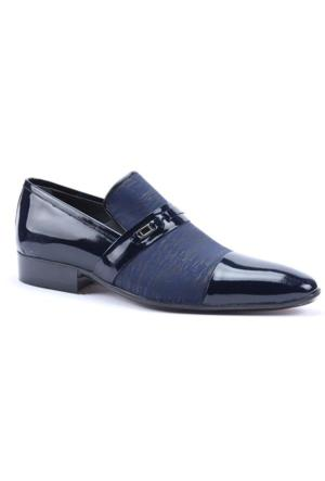 John Paul 1020 Abiye Damatlık Klasik Erkek Ayakkabı