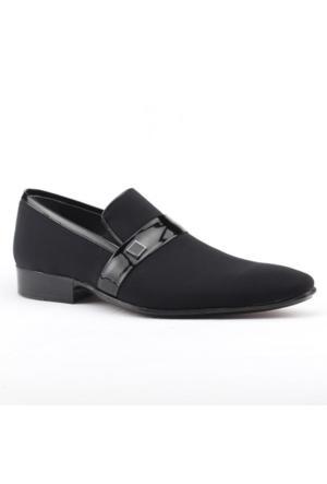John Paul 1016 %100 Deri Abiye Damatlık Klasik Erkek Ayakkabı