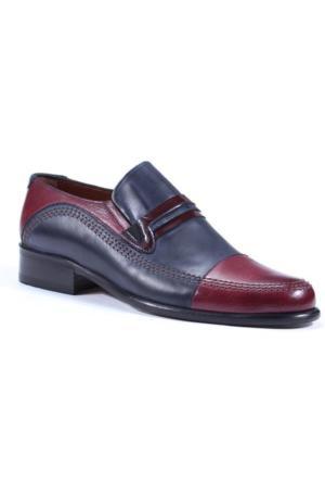 Nevzat Zöhre 1319 %100 Deri Günlük Klasik Erkek Ayakkabı
