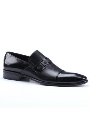 Nevzat Zöhre 955 %100 Deri Günlük Erkek Klasik Ayakkabı