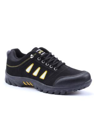 Jamper 1220 Süet Bağcıklı Spor Ayakkabı