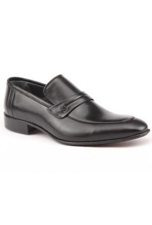 John Paul 1029 %100 Deri Abiye Damatlık Klasik Erkek Ayakkabı