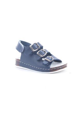 Alibo 2007 Cırtlı Erkek Çocuk Günlük Ortopedik Sandalet Ayakkabı